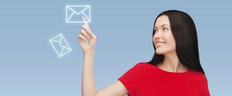 woman-email-envelopes