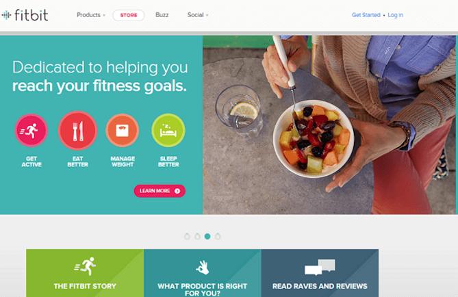 fitbit-website