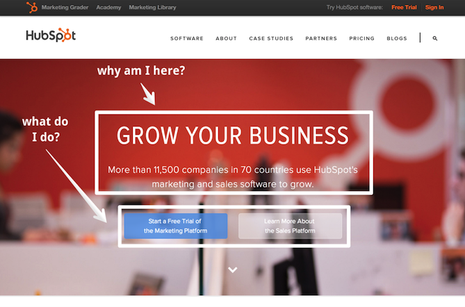 hubspot-home-page