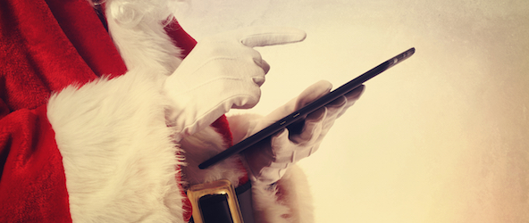 santa-claus-tablet