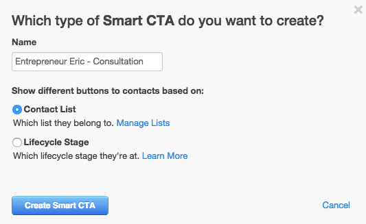 Conditions-of-Smart-CTA