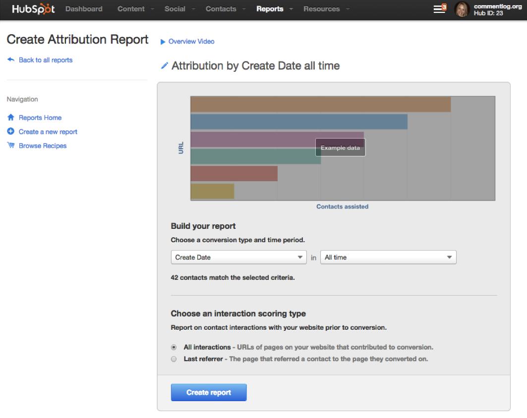 Create Report Pro