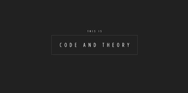 code-theory