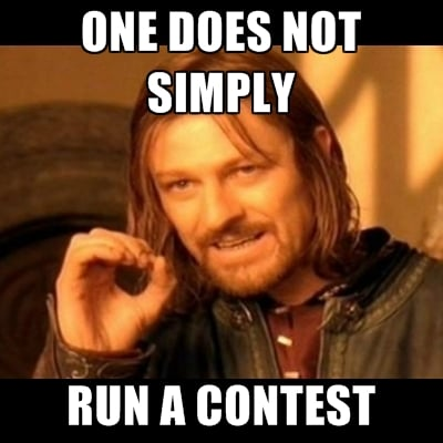 Everything You Need to Run a Successful Social Media Contest