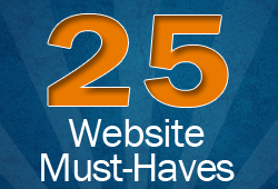 25 website must haves sm