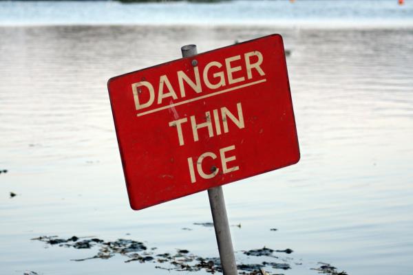 Warner Brothers on Thin Ice