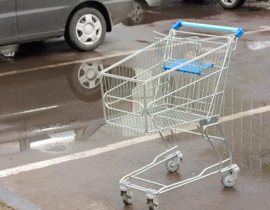 abandonded cart