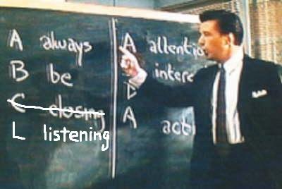 always be listening