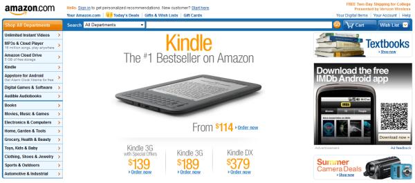 Amazon homepage resized 600