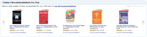 Amazon Recommendations resized 600