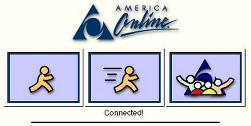 AOL connected