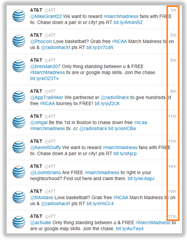 att march madness