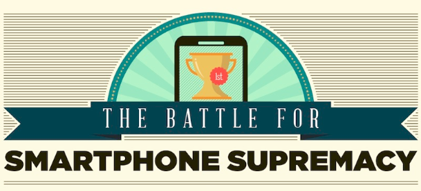 battle for smartphone supremecy