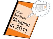 Better Bussiness Blogging