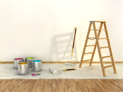 blank wall paints