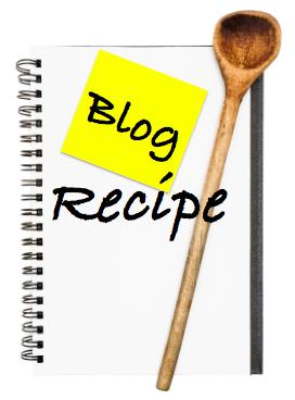 blog success recipe