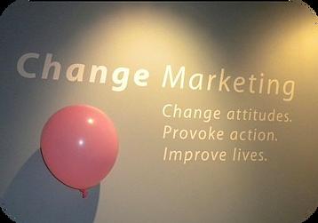 change marketin