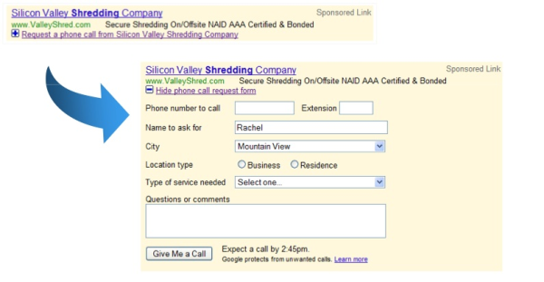 Why Marketers Should Be Dubious of Google AdWords New Lead Capturing Tool