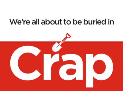 Why Marketers Need to Rise Above the Deluge of Crappy Content