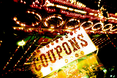 creative deals and coupons