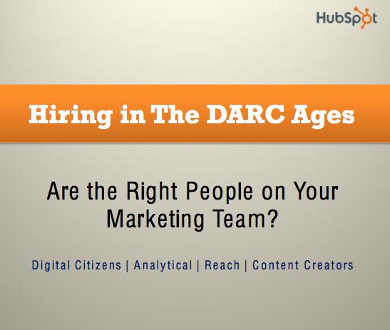 DARC ebook HubSpot