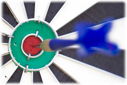 dart board target