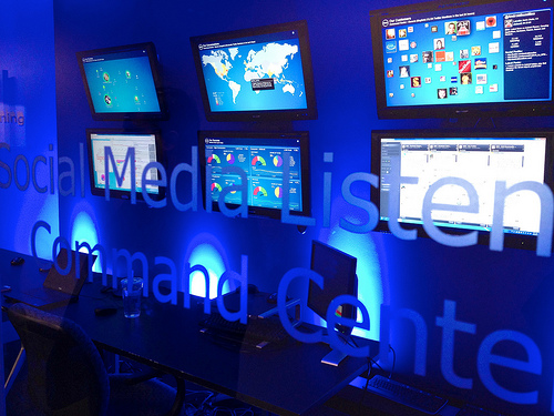 dell social command center