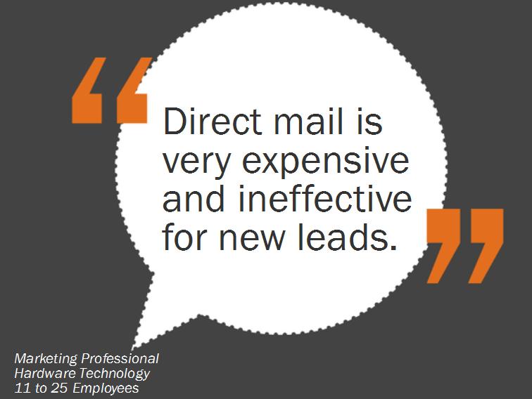 Dear U.S. Postal Service: Please Stop Encouraging Direct Mail!