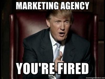 donald trump fired meme