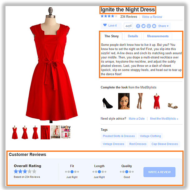 ecommerce reviews