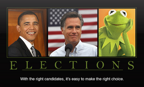 election newsjacking