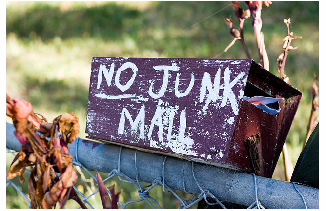 Eliminate Direct Mail