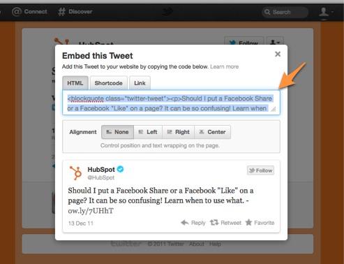 Embed a Tweet Step 4 resized 600