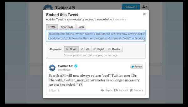 Embeddable Tweet Options resized 600