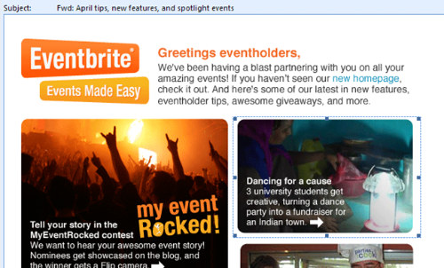 eventbrite after