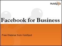 facebook business webinar marketing