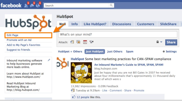 How to Add Email Lists in Facebook for Page Promotion