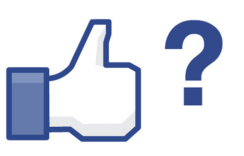 facebook like question