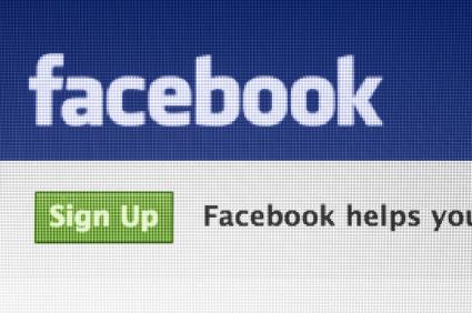 facebook signup