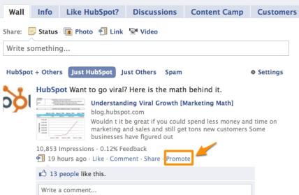 Facebook sp stories