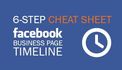 facebook timeline cheat sheet