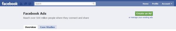 Create Facebook Ad