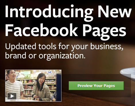 The Complete Guide to Setting Up the New Facebook Page Design