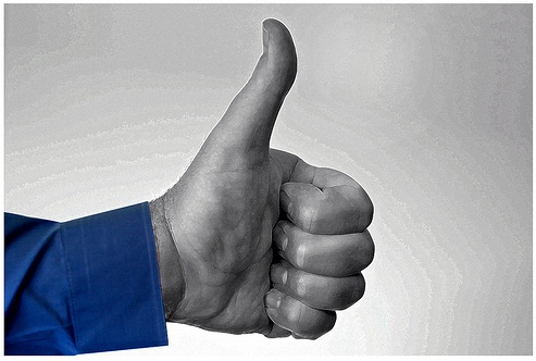 fb thumbs up