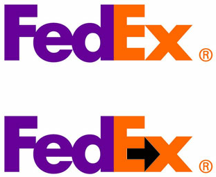 Brand logos the good the bad and the ugly fedexs logo is a great example of a simple easy to remember logo that also expresses the mission of its brand spiritdancerdesigns Choice Image