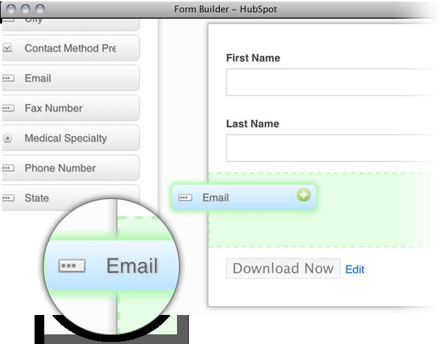form builder prod page