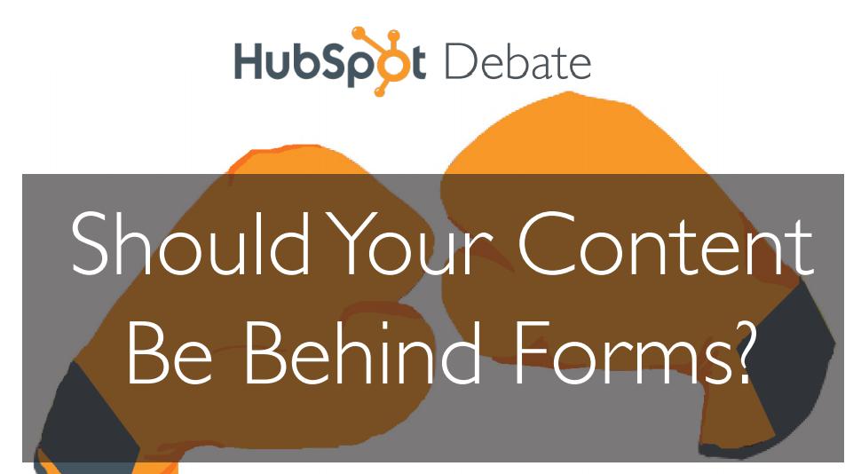 form debate