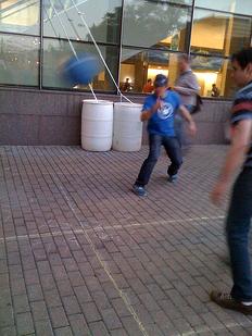 four square at SXSW