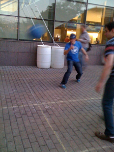four square at SXSW