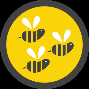 foursquare swarm badge
